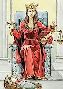 Правосудие таро
